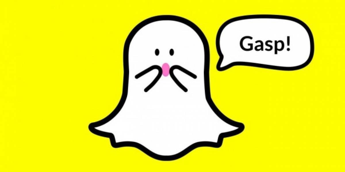 Snapchat podría integrar videollamadas y mensajes de voz