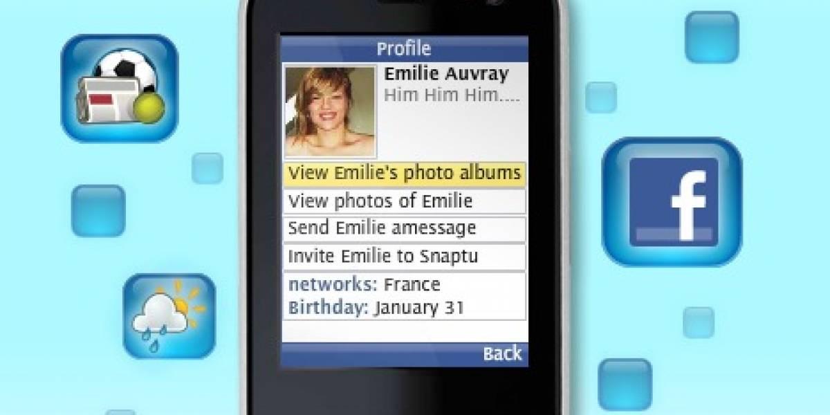 Facebook adquiere a Snaptu