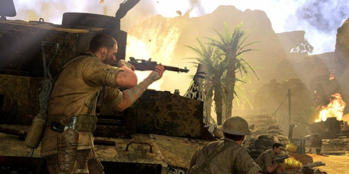 Rebellion anuncia Sniper Elite 3 Ultimate Edition