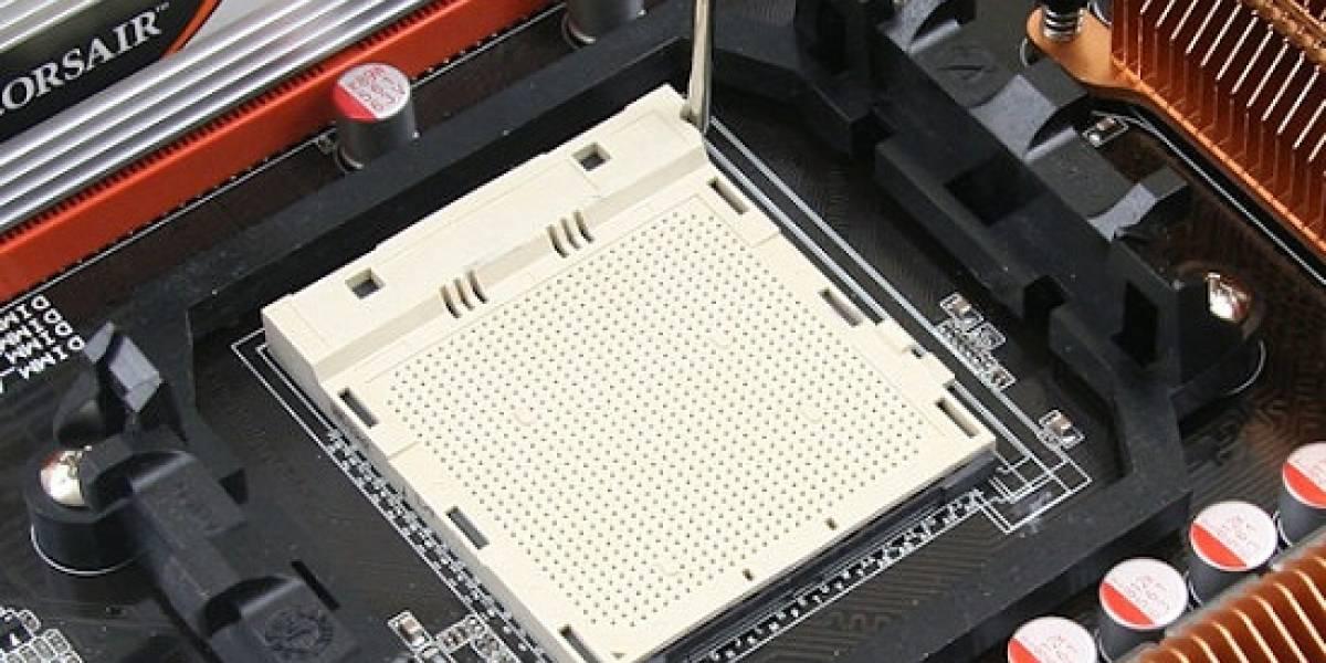 AMD: Bulldozer es compatible con tarjetas madre socket AM3