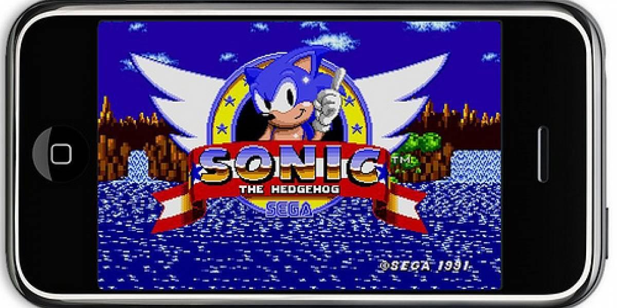 Sonic 4 revolverá los iPhones antes que las consolas tradicionales