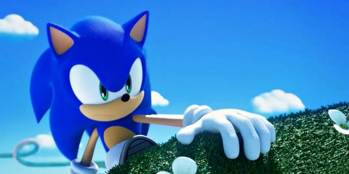No se preocupen, habrá más juegos de Sonic en consolas