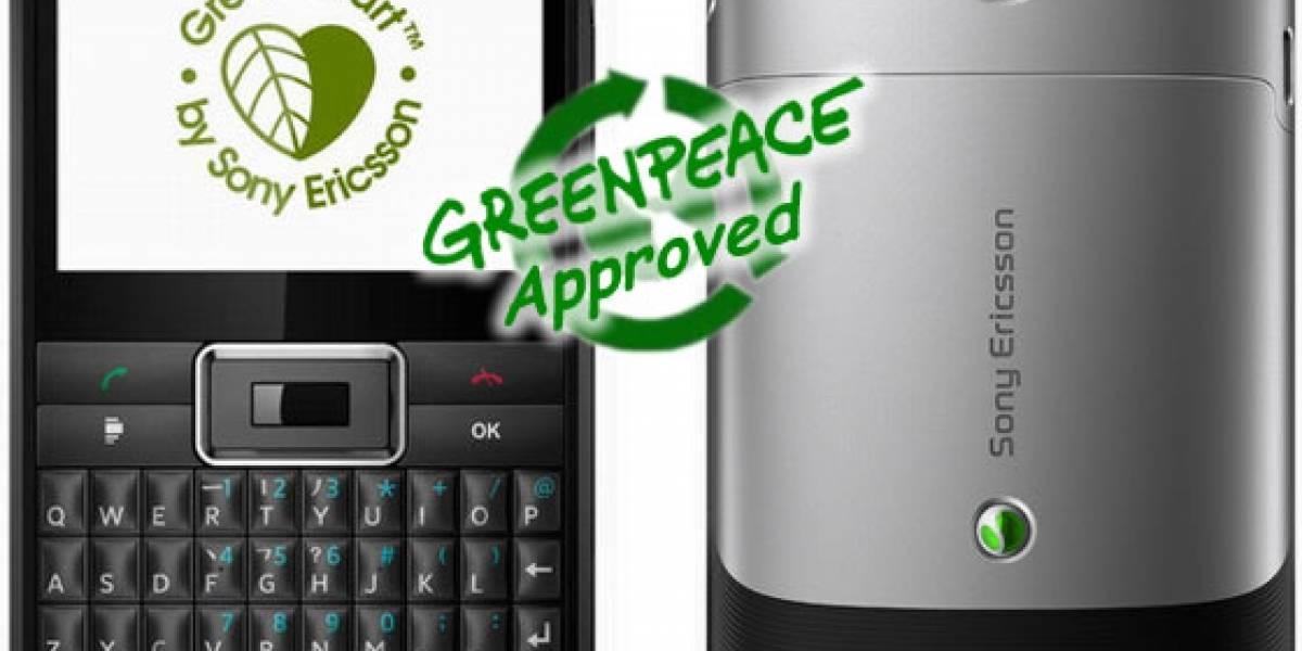 CES 2011: Greenpeace elige a Sony Ericsson Aspen como el móvil más verde