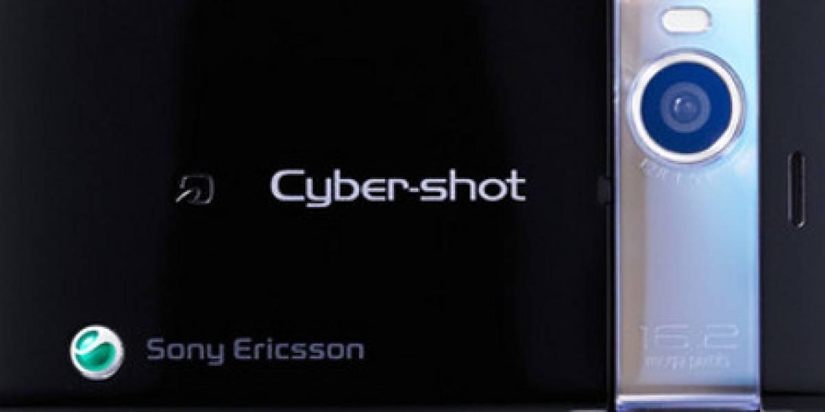 Sony Ericsson Cyber-Shot S006 bate récords de imagen