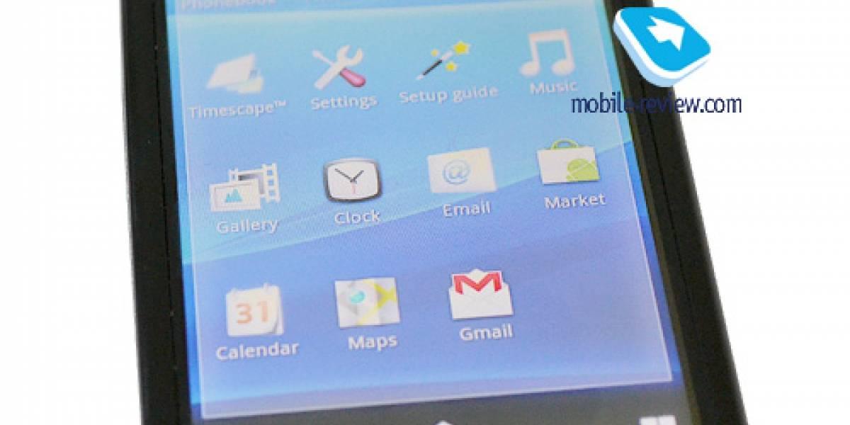 Filtradas características del sucesor del Sony Ericsson Vivaz