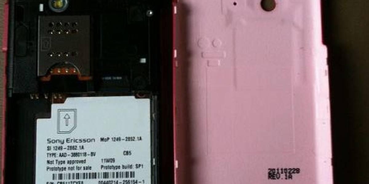 Aparecen las Primeras Imágenes del Sony Ericsson ST18i y CK15i