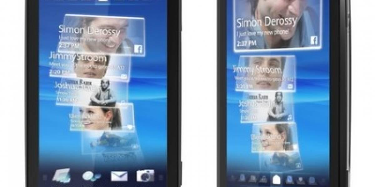 Sony Ericsson Xperia X10 obtiene multitouch en actualización