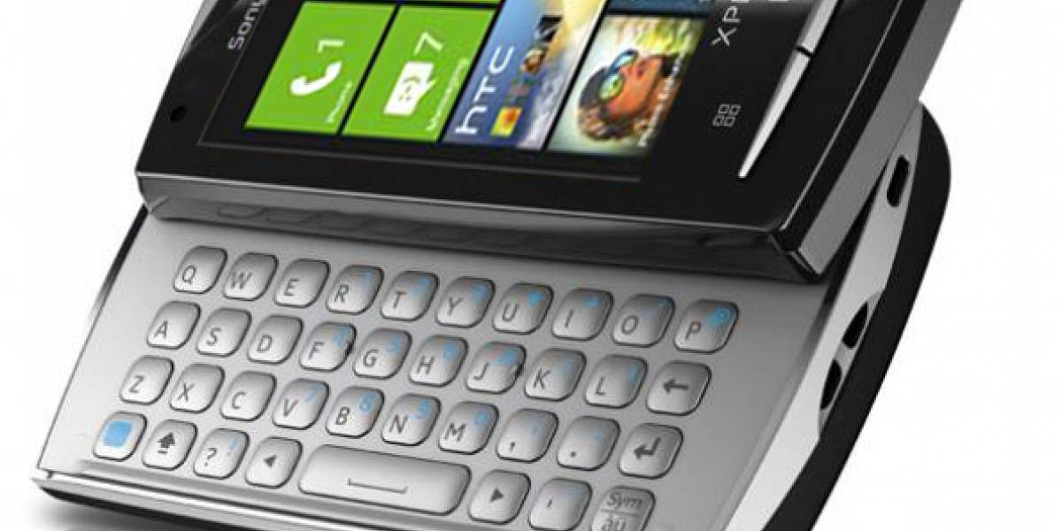 Futurología: ¿Sony Ericsson se trae un Windows Phone 7?