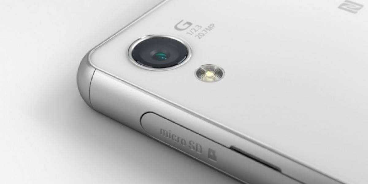 Sony Xperia Z5 aparece completamente en video en sus tres versiones