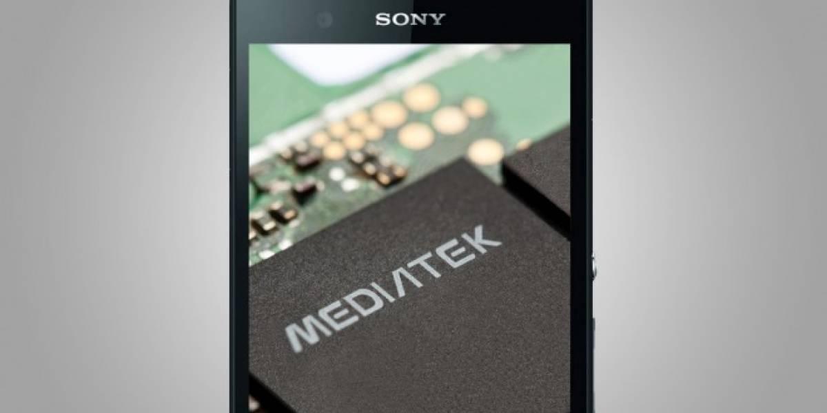 Sony estaría fabricando un Smartphone con procesador Octa-Core MediaTek