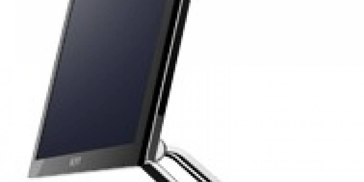 CES 2008: Televisores OLED de Sony en acción