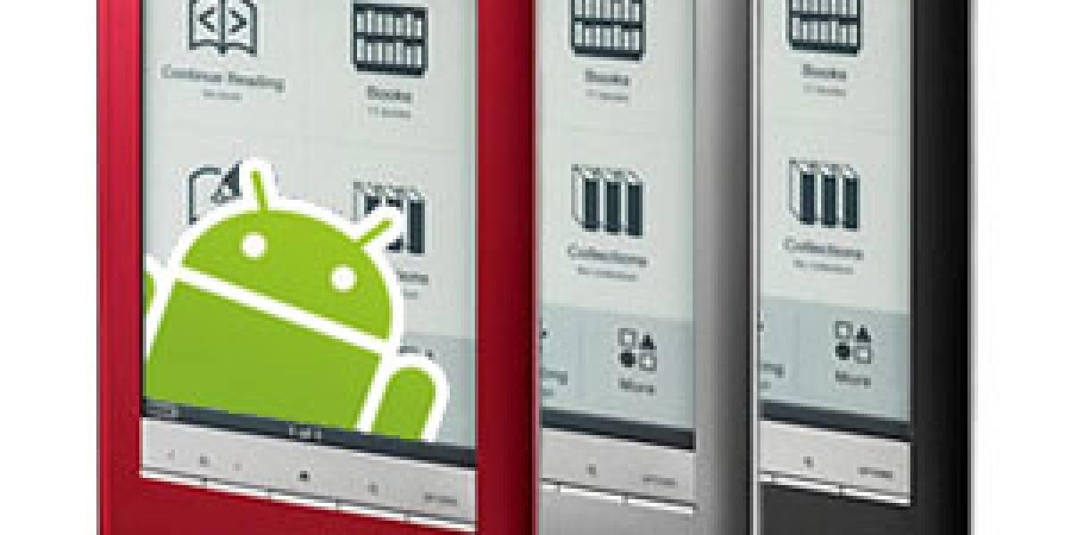 Futurología: Sony llevará Android a sus próximos lectores de libros electrónicos