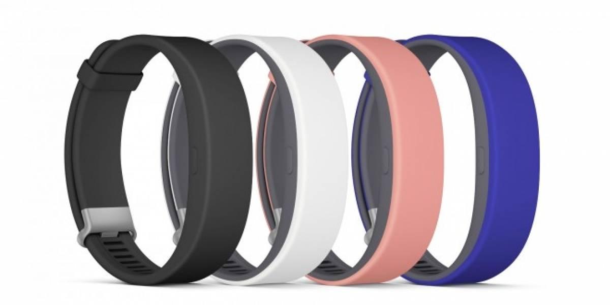 Sony Mobile presenta su nueva SmartBand 2