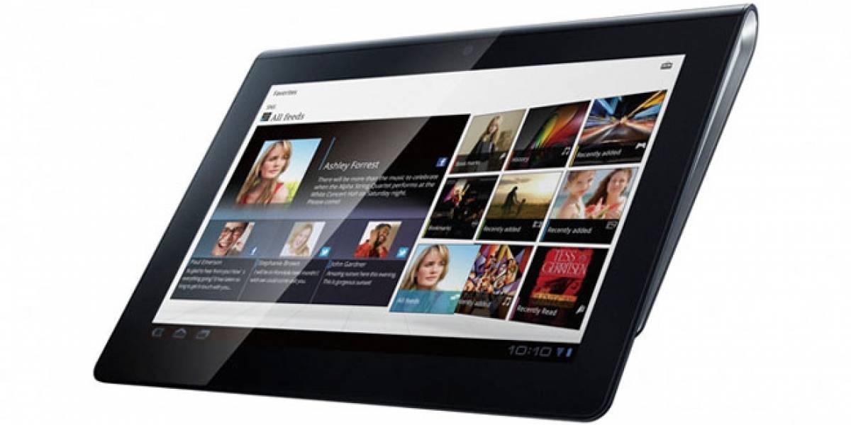 Brasil: Sony Tablet S llega durante el primer semestre