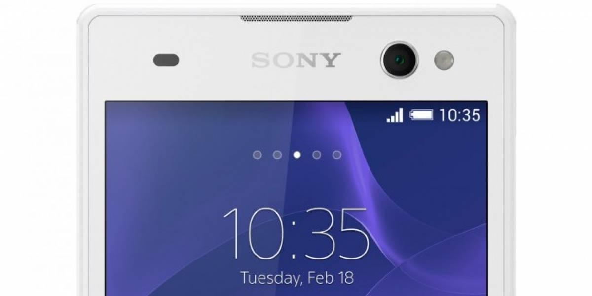 ¿Será este el próximo Sony Xperia C4?