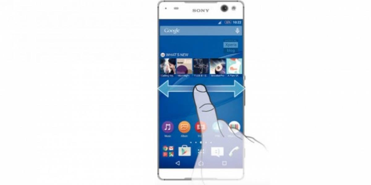 Aparecen imágenes y detalles de un Sony Xperia C5 Ultra