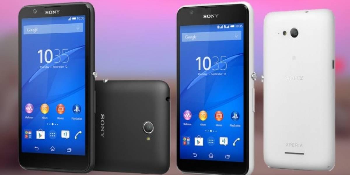Sony Xperia E4 y Sony Xperia E4G llegan a México