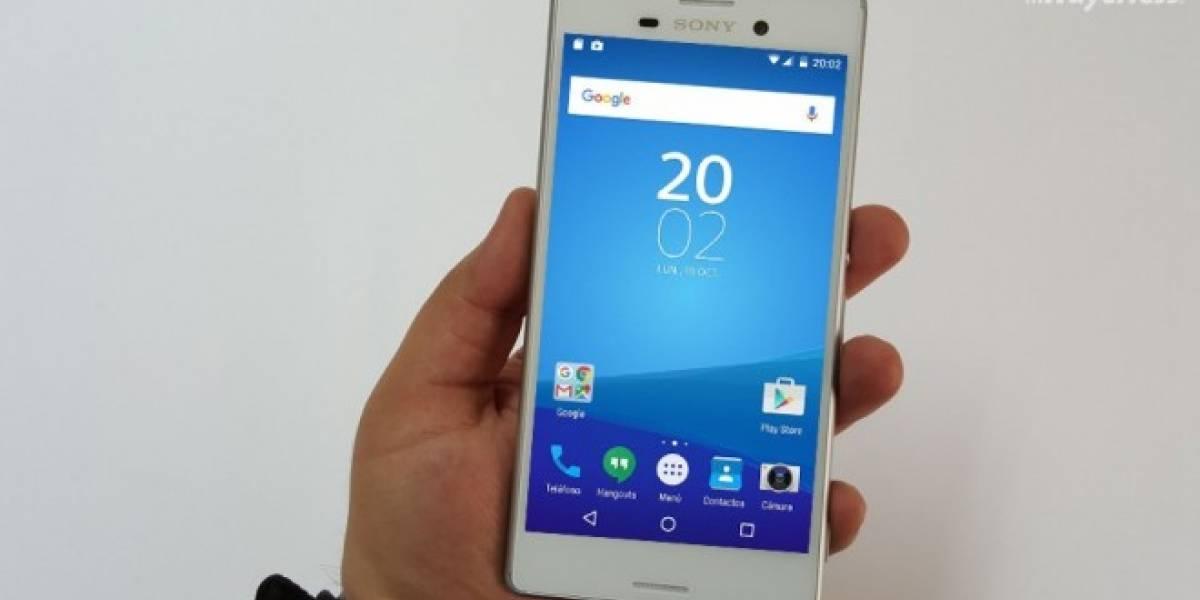 Sony lanza su primera actualización OTA para su beta de Android 6.0