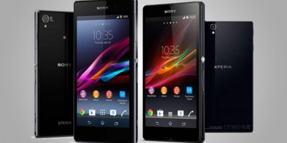Android Lollipop es certificado para los Sony Xperia Z1, Z1 Compact y Xperia Z Ultra