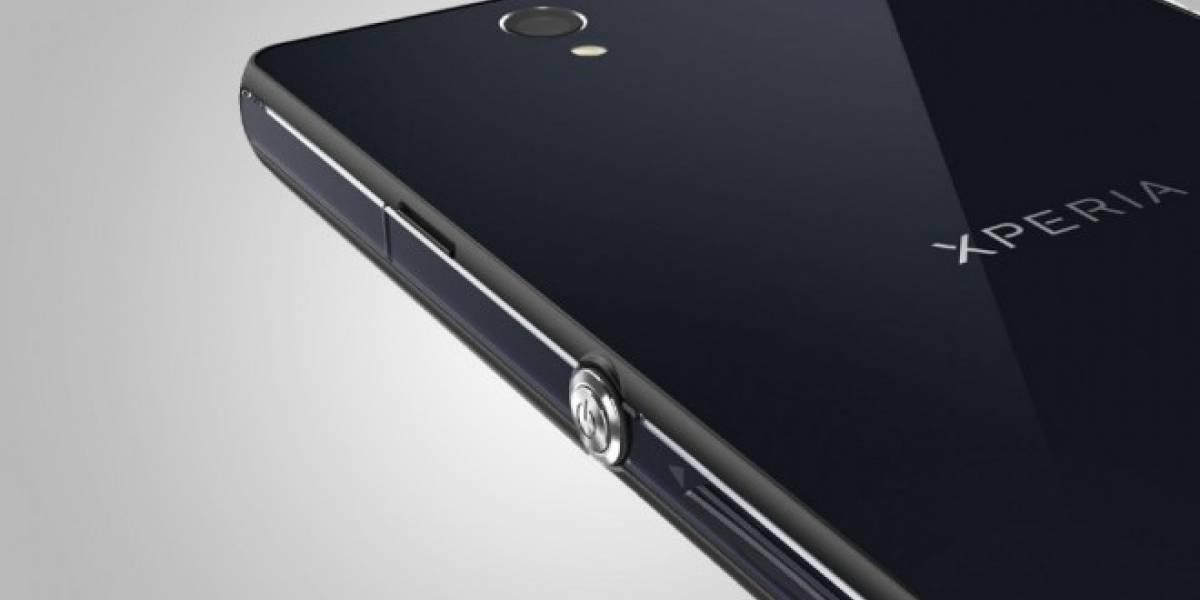Sony Xperia Z4 podría tener un lector de huellas dactilares