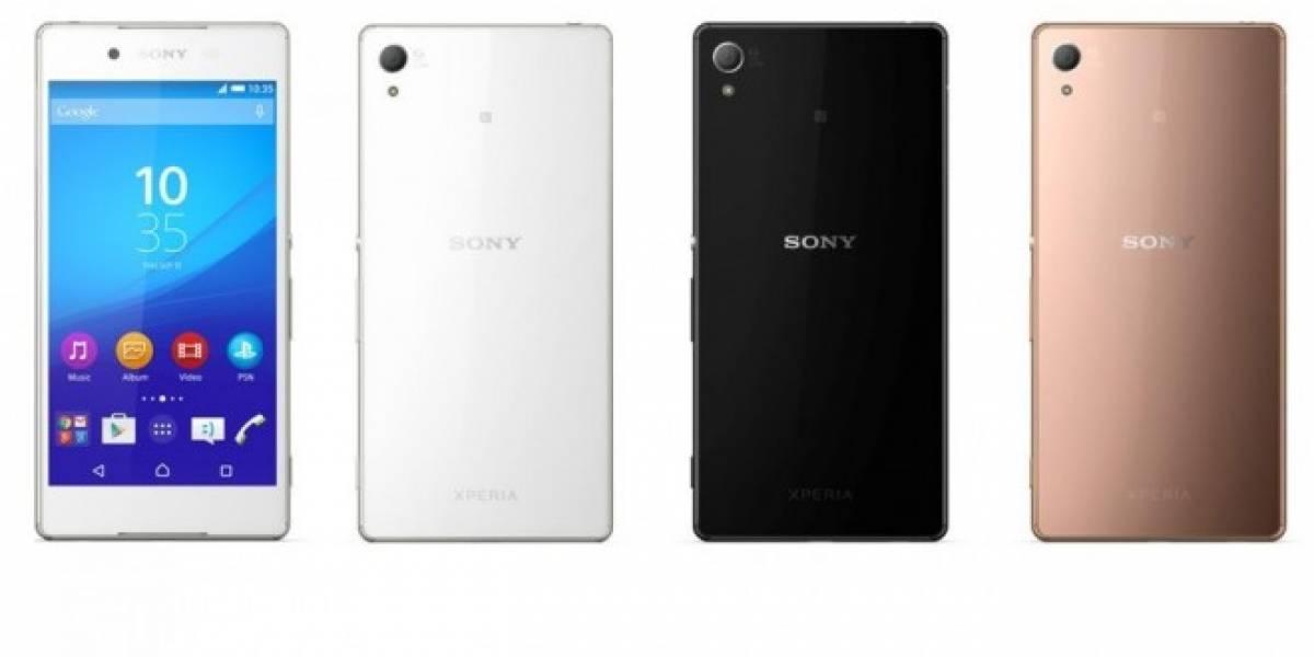 Sony Xperia Z3+ pasa por sus primeras pruebas de rendimiento