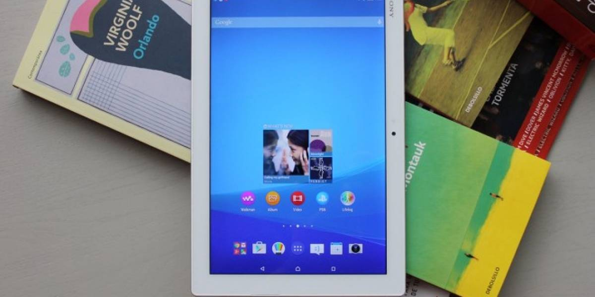 Sony Xperia Z4 Tablet llegará a México con Telcel