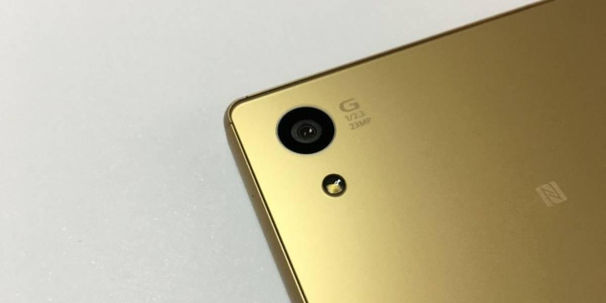 Samsung estaría interesado en la cámara del Sony Xperia Z5 para su Galaxy S7