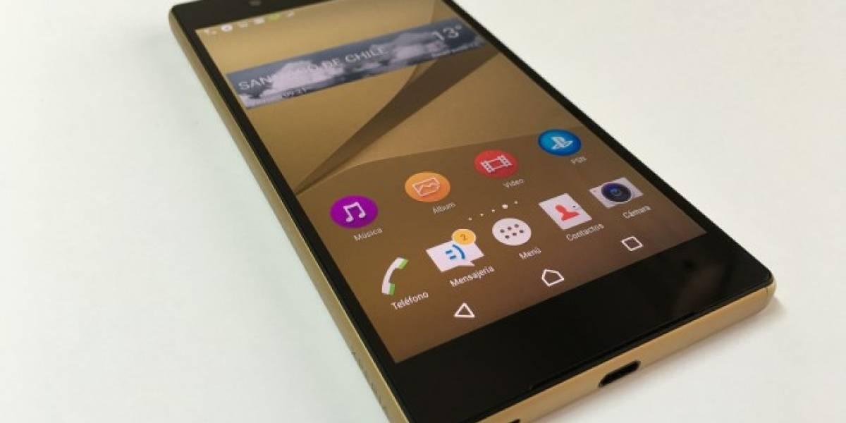 Sony lanza el Xperia Z5 con Claro Chile