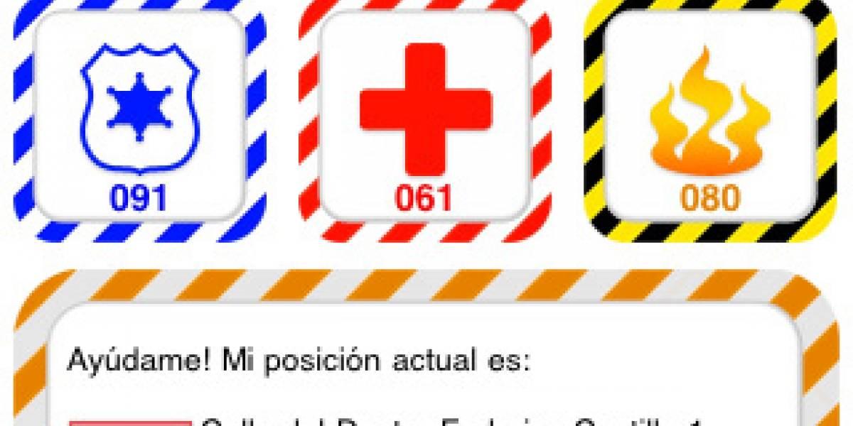 Solicita ayuda en caso de emergencia desde tu iPhone o iPad