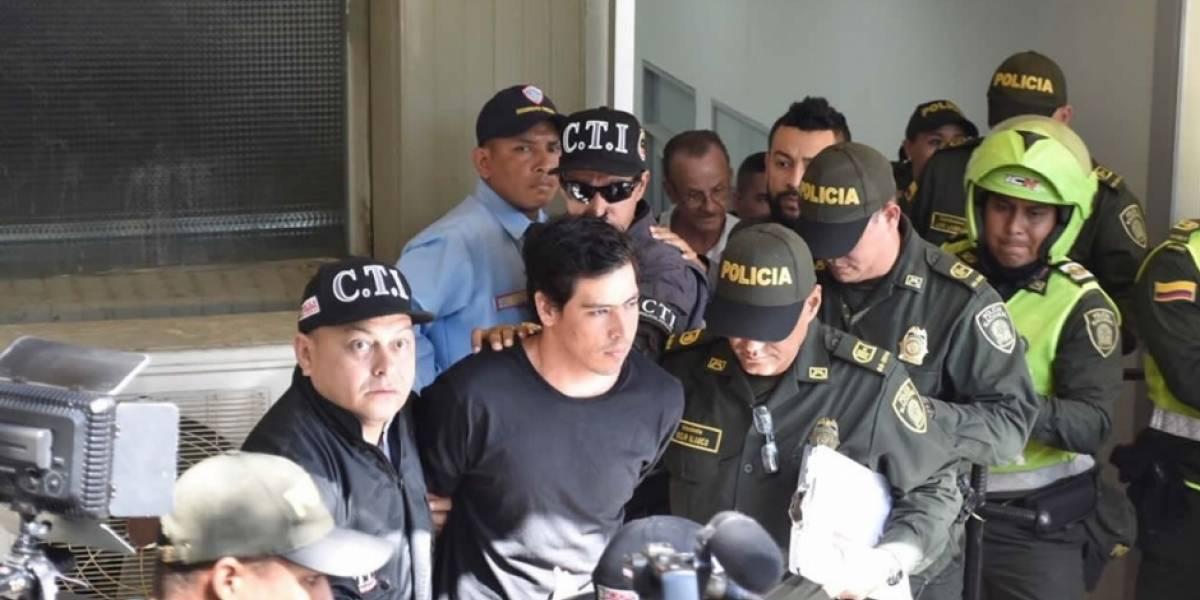Suspenden audiencia del capturado por atentados en Barranquilla porque familiares le contratarán abogado