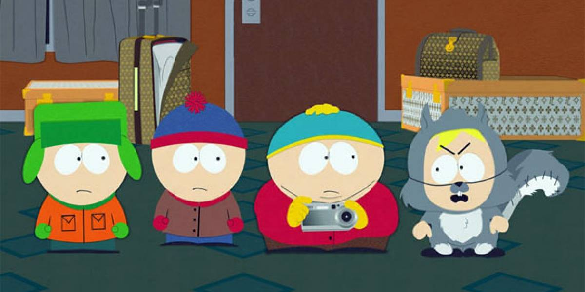 Episodios completos de South Park gratis vía web