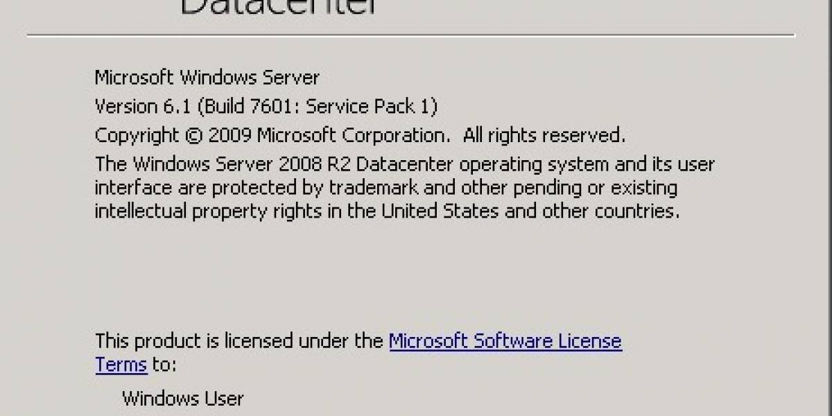 Microsoft Windows 7 / Windows Server 2008 R2 SP1 ya disponible para OEM
