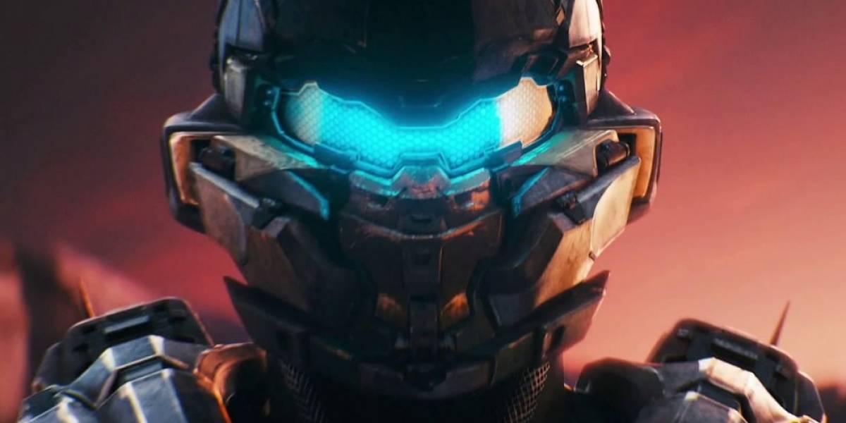Tráiler de Halo 5: Guardians nos muestra al Spartan Locke en acción