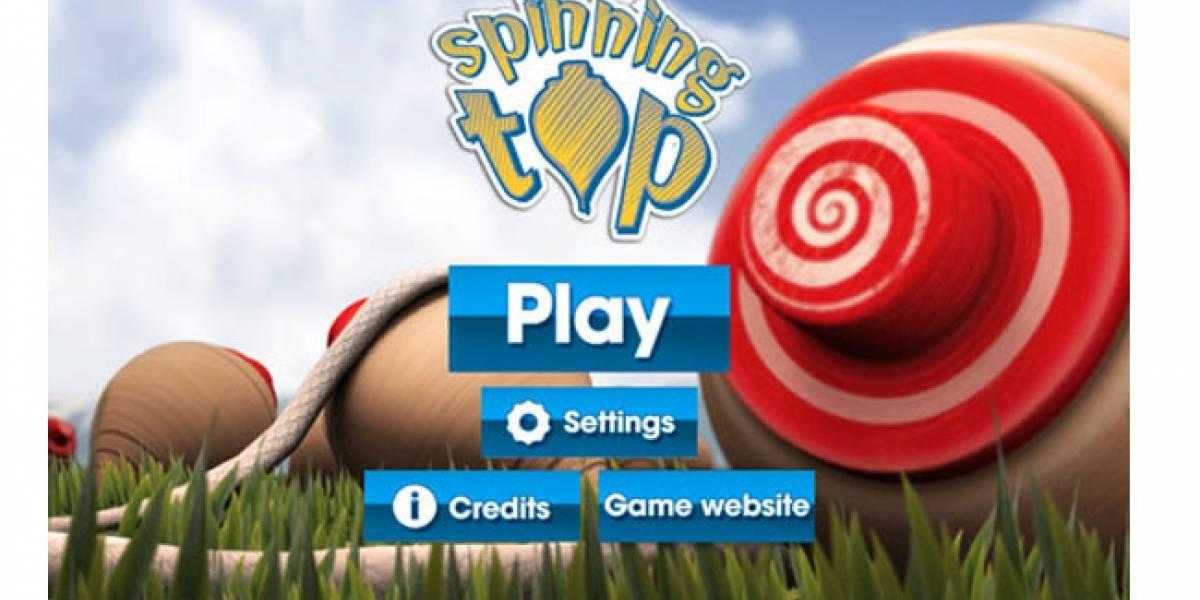 SpinningTop: El juego español basado en la peonza que arrasa en iOS y Android