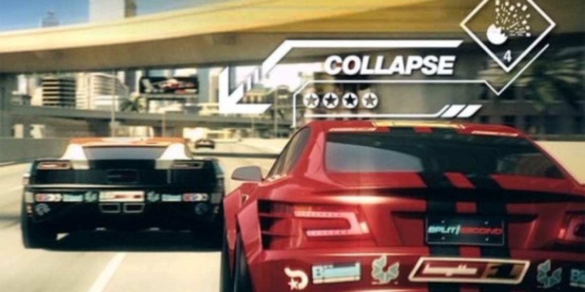 Split/Second: Autos, velocidad y destrucción