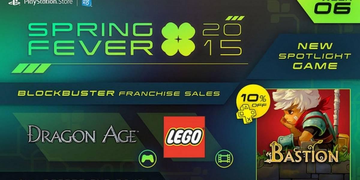 Sexta semana de la promoción Spring Fever en PlayStation Network