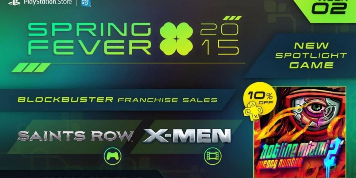 Segunda semana de la promoción Spring Fever en PlayStation Network
