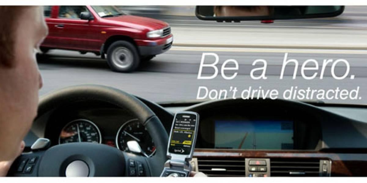 Sprint Drive First quiere que no te distraigas al volante