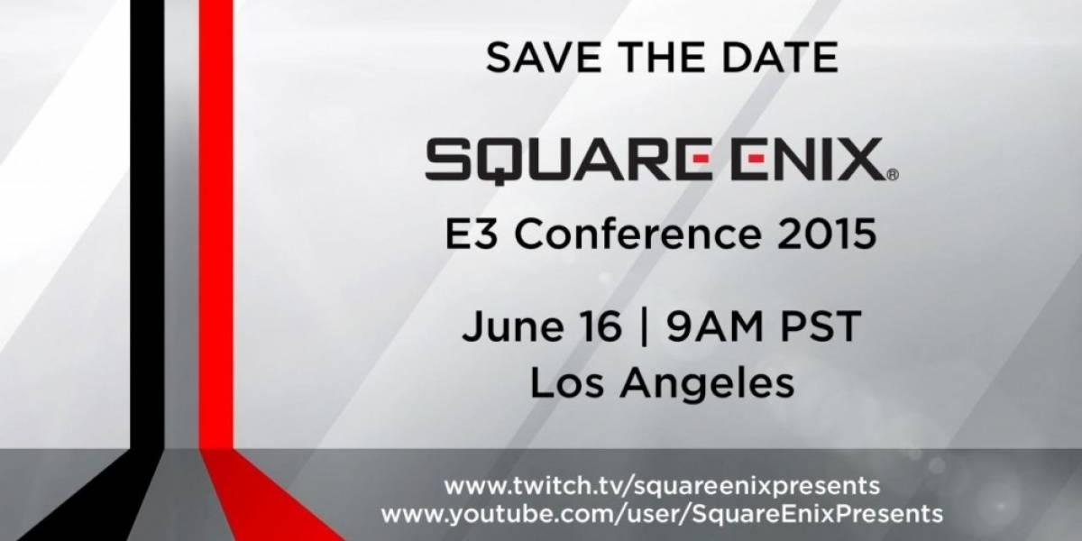 Square Enix tendrá su propia conferencia en E3 2015