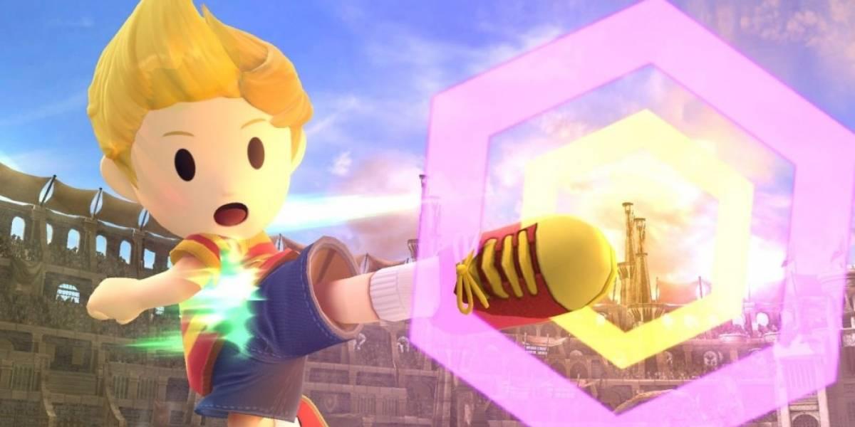 Ya hay fecha para la llegada de Lucas a Super Smash Bros.