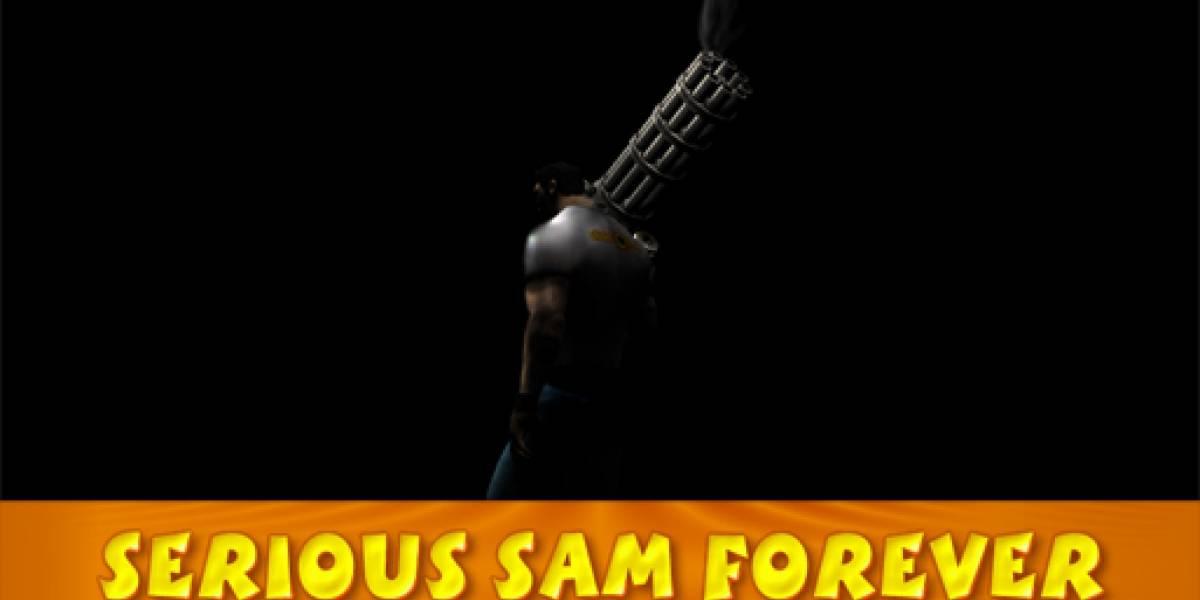 Serious Sam Forever, entrevista con los desarrolladores