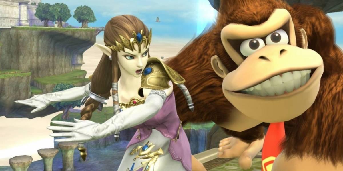 El jueves habrá Nintendo Direct de Super Smash Bros. para Wii U