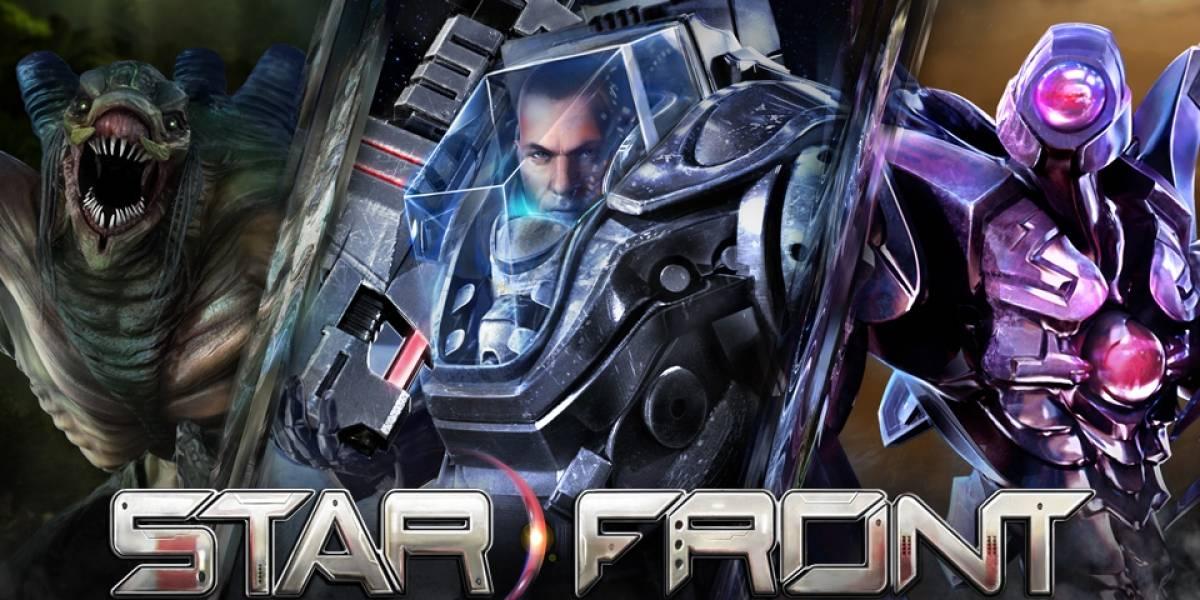 Starfront: Collision no es Starcraft... pero corre en tu iPad