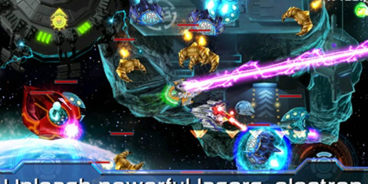 Star Blitz, un interesante juego de naves espaciales para iOS