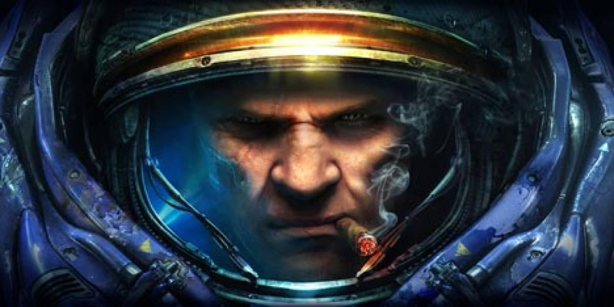 Blizzard asegura que Starcraft 2 está casi listo