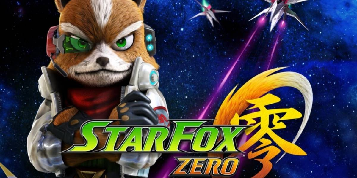 Star Fox Zero A Primera Vista #E32015