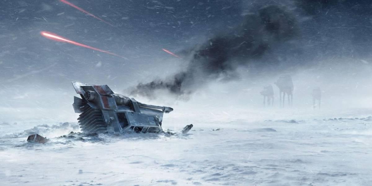 Se revelarán detalles de Star Wars: Battlefront en abril