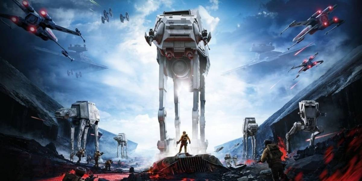 Star Wars: Battlefront tendrá alfa cerrada en PC en julio