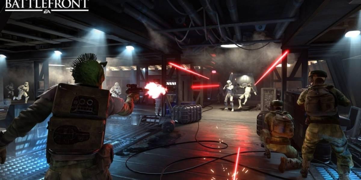 Se revelan detalles de Blast, el nuevo modo de juego de Star Wars Battlefront