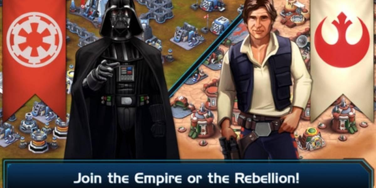 Star Wars: Commander aterriza en la App Store